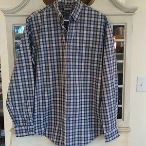 Lands End Men's Cotton Shirt